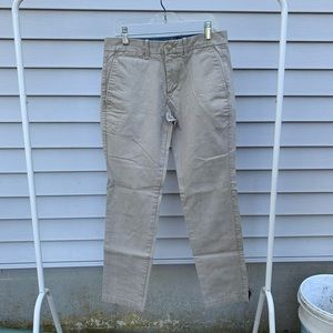 Gap Slim Fit Khaki Pants